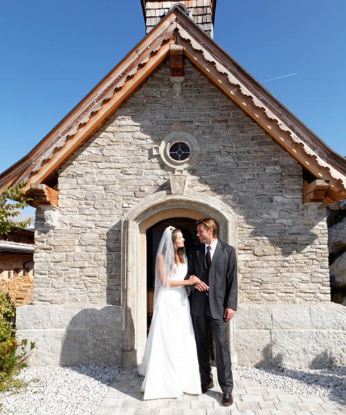 Hochzeit in den bergen tirol